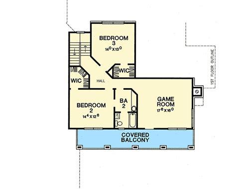 second floor balcony second floor balcony 31161d architectural designs
