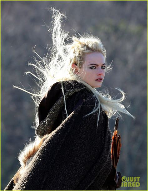 emma stone lord of the rings emma stone is basically the female legolas in these