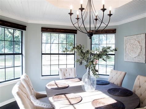 Joanna Gaines Dining Room Lighting Fixer Yours Mine Ours And A Home On The River