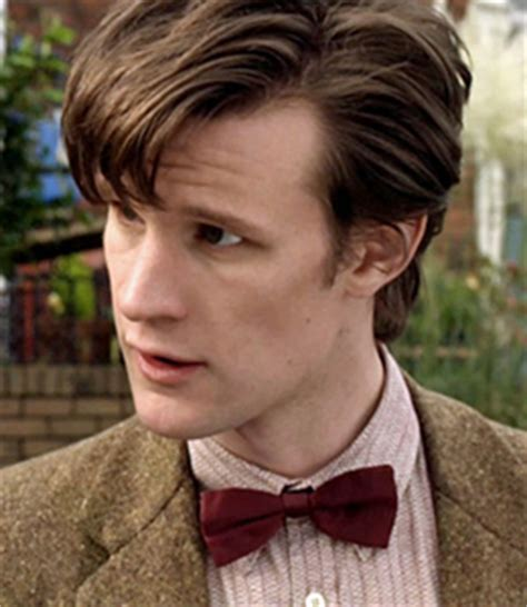 doctor who hairstyles matt smith hair gay height shirtless billie piper