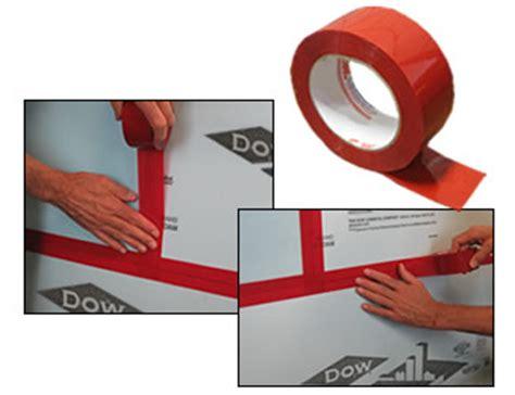 insulation seam tape     yards