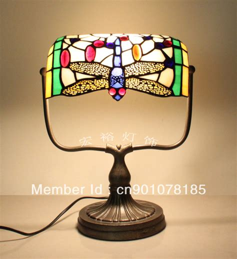 tiffany style bedside ls tiffany dragonfly bankers l girls wallpaper