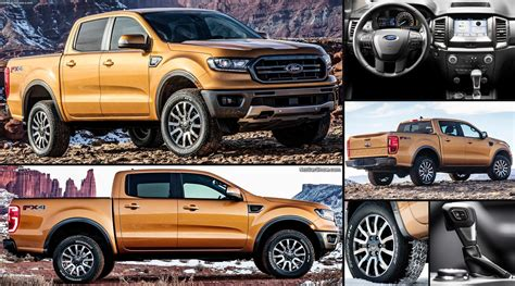 2019 Usa Ford Ranger by Ford Ranger Us 2019 Pictures Information Specs