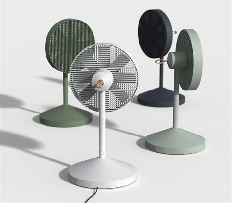 designer fans conbox electric fan by jiyounkim studio design milk
