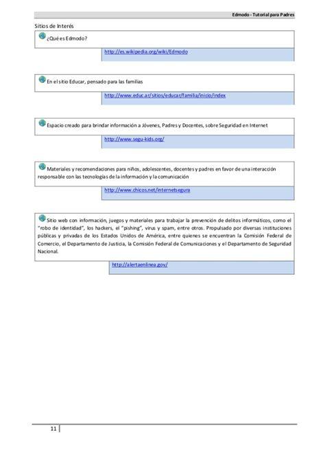 tutorial de edmodo 2013 edmodo tutorial padres 2013