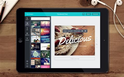 canva app store canva launches ipad app to bring amazingly simple design