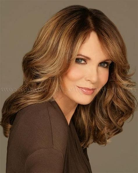 hairstyles for women over 50 hide frown lines long hairstyles over 50 long hairstyle over 50 trendy
