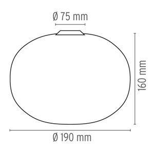 lade flos outlet glo c w zero v 230 g og loftle fra flos se mere