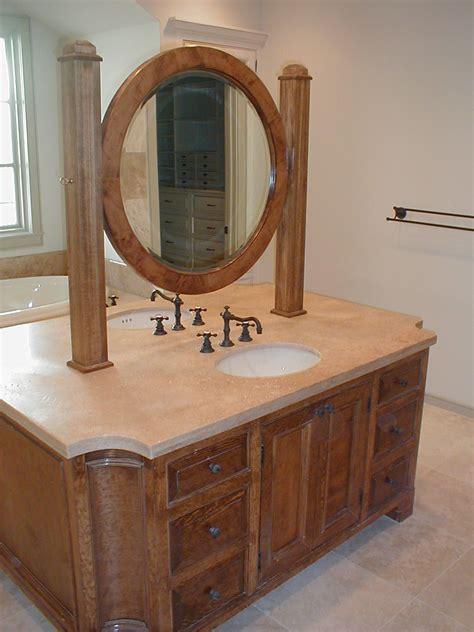 Masters Vanity by Bellaire Showcase House 2002 Built By Watermark Builders