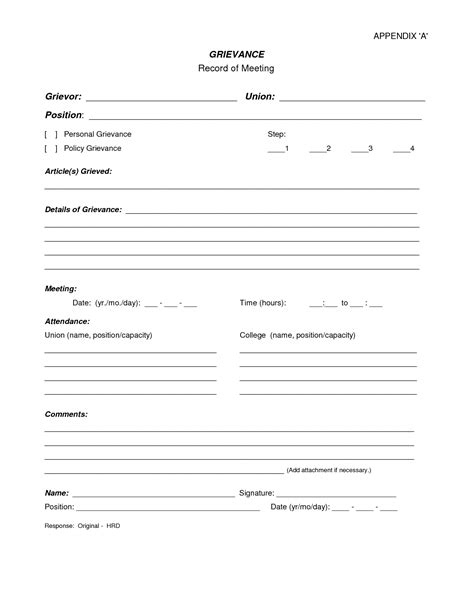 best photos of employee meeting template sle staff