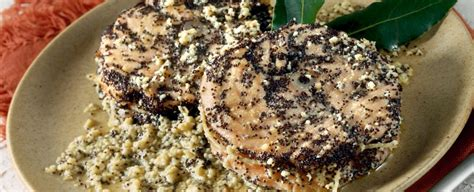 cucinare il salmone a tranci tranci di salmone ai semi sale pepe