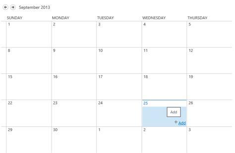 sharepoint calendar template sharepoint calendar templates calendar template 2016