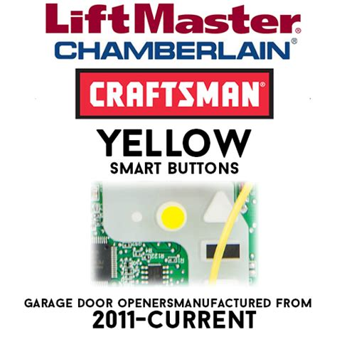 liftmaster lm  button security  remote  myq