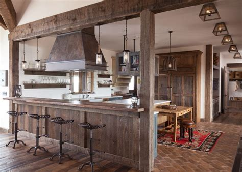 10 best floorings for your rustic kitchen