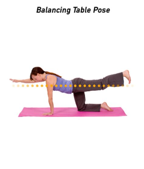 how to do balancing table pose in