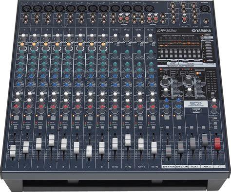 Mixer Yamaha 24 Ch mixer yamaha liền c 212 ng suất yamaha emx5016cf