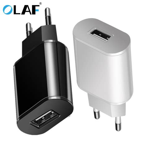 Murah Charger Samsung Original 100 Travel Adapter Fast Charging 2 0a olaf eu usb charger 2a safe fast charging usb adapter europe travel wall charger for iphone