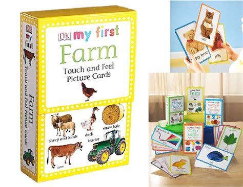 my touch and feel picture cards things that go my 1st t f picture cards books my touch feel picture cards choice farm numbers