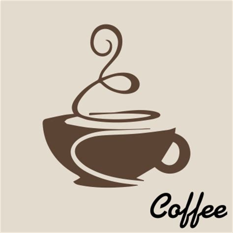 coffee cup silhouette png vintage coffee cup clip pixshark com images