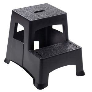 farm ranch 2 step plastic step stool
