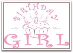 Place mat for the birthday girl or to mark the birthday girls chair