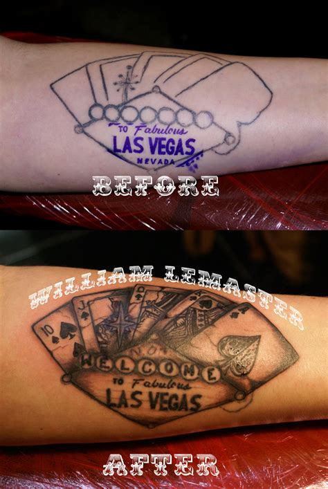 tattoo fixers not good tattoo fix not welcome to las vegas by lemaster99705 on