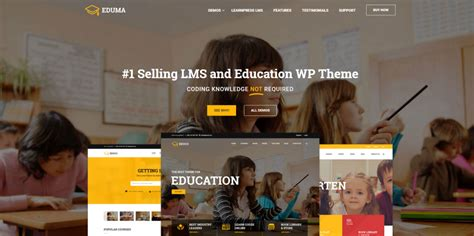 themeforest eduma 9 best education wordpress themes powered by learnpress