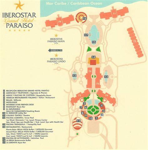 iberostar resort map iberostar grand hotel paraiso map quotes