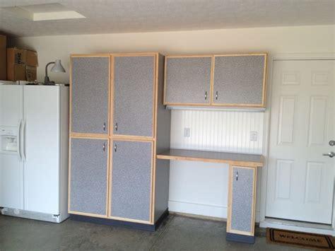custom garage cabinets cost custom built garage storage cabinets