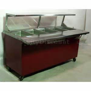 Commercial Buffet Tables Used Commercial 5 Well Electric Food Serving Buffet