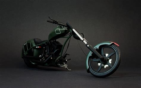 Motorcycle Attorney Orange County 1 by 1 10 Diecast Model Orange County Choppers Comanche Cars