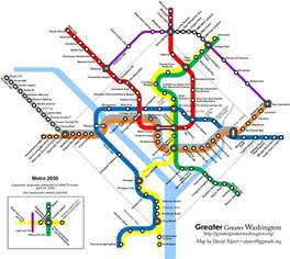 Map Of Dc Metro by Washington Baltimore Public Transport Skyscrapercity