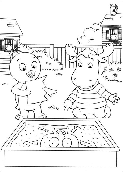 nick jr backyardigans coloring pages backyardigans coloring pages to download and print for free