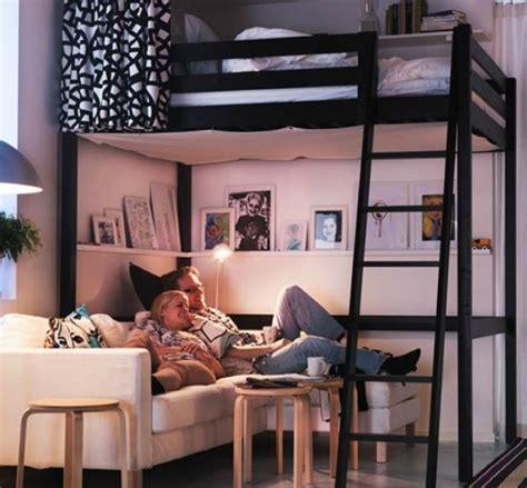 Ikea Stora Loft Bed Hack by