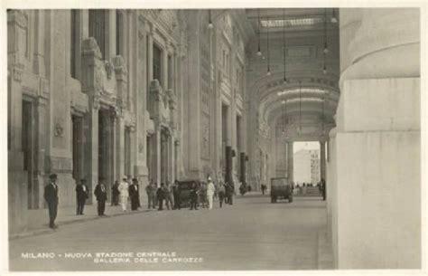 galleria delle carrozze stazione centrale stazione centrale galleria delle carrozze non