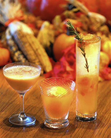 fall cocktail recipes from central florida s best