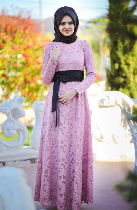 Foto Gamis Terbaru Kumpulan Foto Model Baju Gamis Terbaru 2016