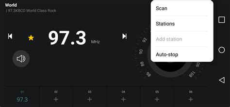 android fm radio listen to fm radio with your android phone ask dave