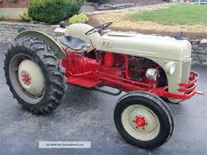 1950 ford 8n tractor