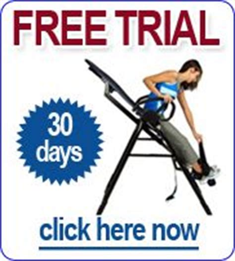 inversion table for slipped disc herniated disc treatment