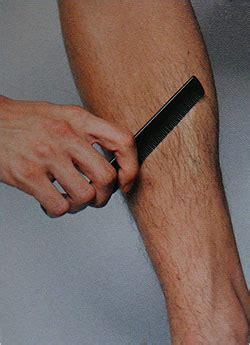 losing leg hair on men can you use leg or body hair for eyebrow transplants