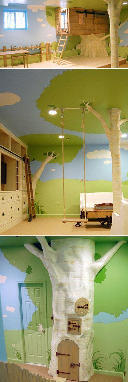 Kinderzimmer Gestalten Natur by Kinderzimmer Wie In Der Freien Natur Gro 223 Er Baum Mit