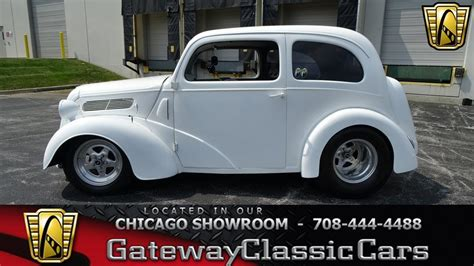 ford anglia gateway classic cars chicago  youtube