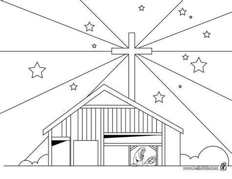 coloring page star of bethlehem bethlehem christmas stars coloring pages hellokids com