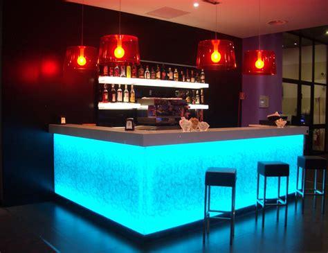 banconi bar illuminati sale giochi agor 224 allestimenti arredamento sale giochi