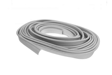 Awning Rail Protector by 12m Caravan Awning Rail Protector White