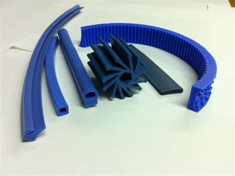 rubber stede rubber sts metal detectable silicone rubber and sponge gaskets fda