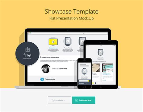 responsive design mockup online 15 mockups to showcase your responsive web designs
