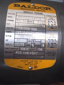 wiring diagram this is a picture of baldor motors wiring