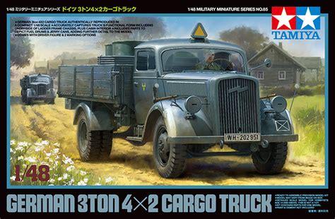 opel blitz interior 1 48 german 3ton 4x2 cargo truck
